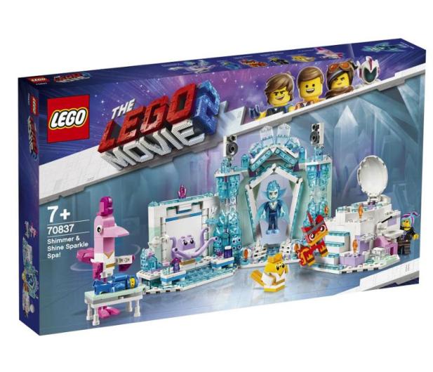 LEGO Movie 2 Błyszczace spa - 493447 - zdjęcie