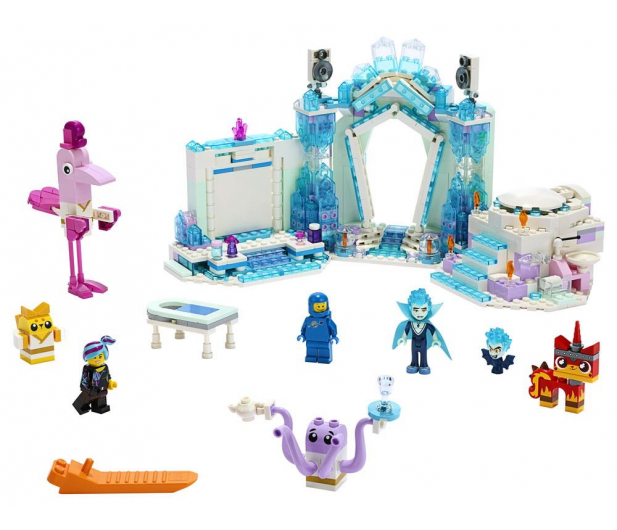 LEGO Movie 2 Błyszczace spa - 493447 - zdjęcie 2