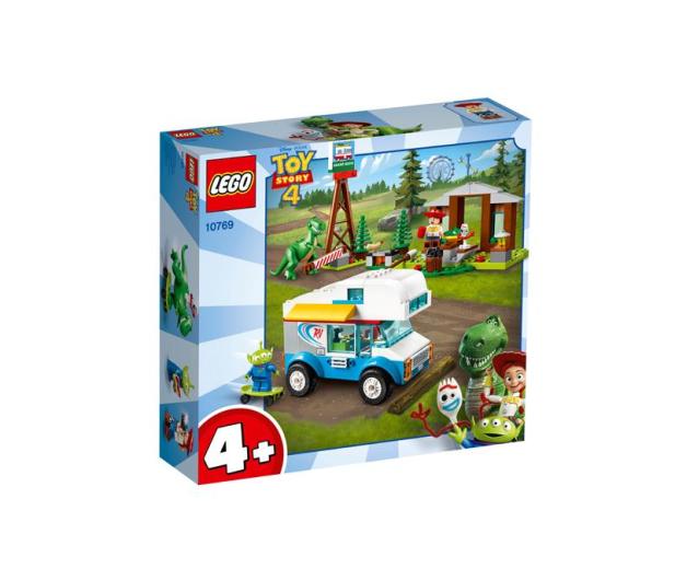 LEGO Toy Story 4 Wakacje w kamperze - 493457 - zdjęcie