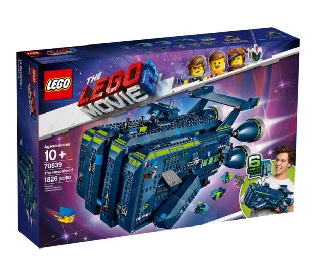 LEGO Movie 2 Rexcelsior - 493451 - zdjęcie