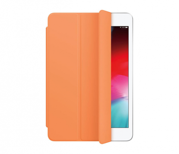 Apple Smart Cover do iPad mini (4 gen) (5 gen) papaja - 493045 - zdjęcie
