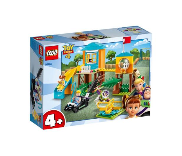 LEGO Toy Story 4 Przygoda Buzza i Bou na placu zabaw - 493454 - zdjęcie