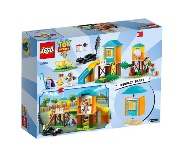 LEGO Toy Story 4 Przygoda Buzza i Bou na placu zabaw - 493454 - zdjęcie 3