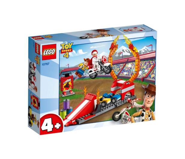 LEGO Toy Story 4 Pokaz kaskaderski Diuka Kabum - 493453 - zdjęcie