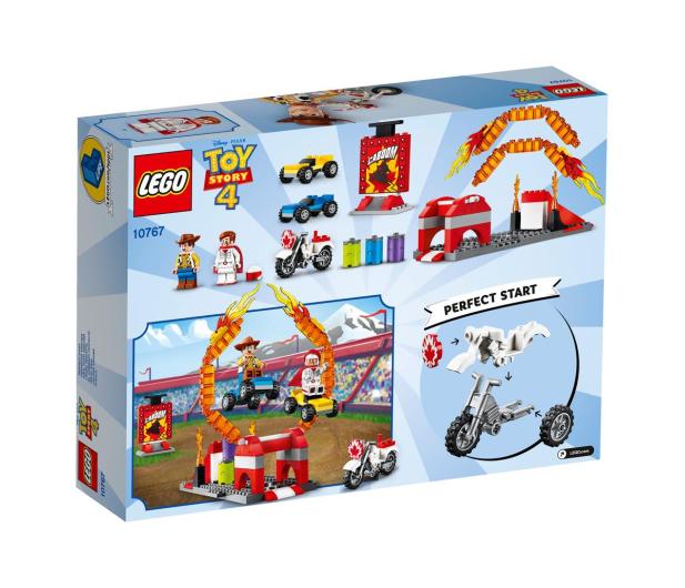 LEGO Toy Story 4 Pokaz kaskaderski Diuka Kabum - 493453 - zdjęcie 3