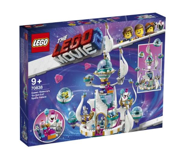 LEGO Movie 2 Pałac Królowej Wisimi - 493449 - zdjęcie