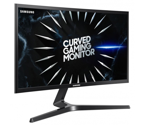 Samsung C24RG50FQUX Curved - 477809 - zdjęcie 3