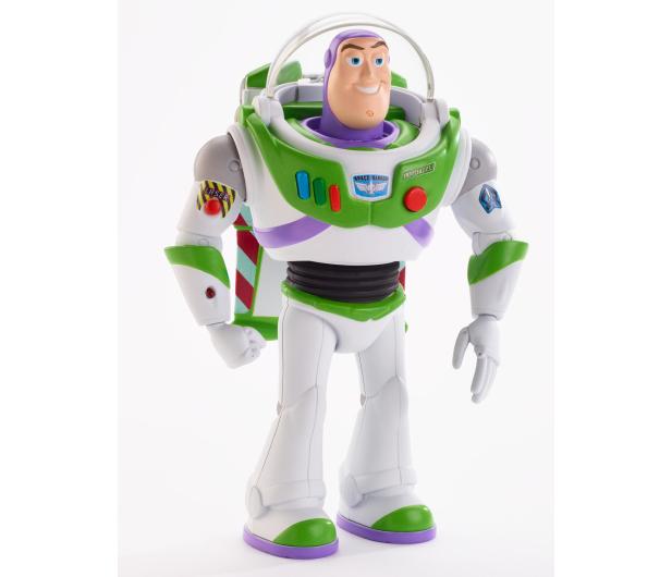 Mattel Disney Toy Story 4 Interaktywny mówiący Buzz - 492712 - zdjęcie 5
