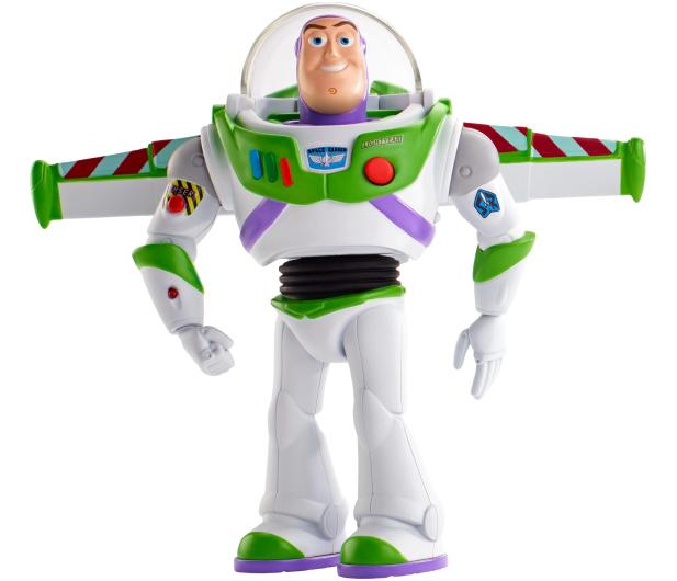 Mattel Disney Toy Story 4 Interaktywny mówiący Buzz - 492712 - zdjęcie 3