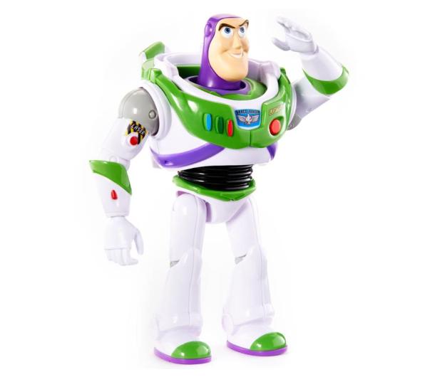 Mattel Disney Toy Story 4 Mówiący Buzz - 492709 - zdjęcie