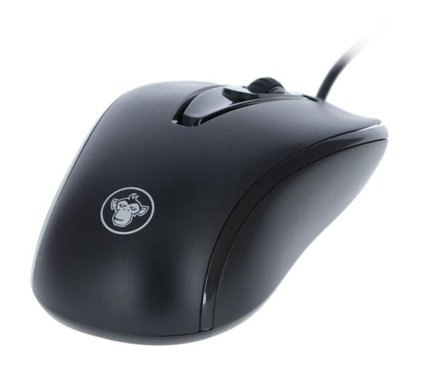 Silver Monkey Wired Optical Mouse - 487148 - zdjęcie 2