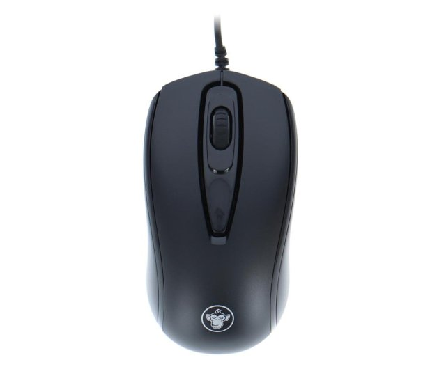 Silver Monkey Wired Optical Mouse - 487148 - zdjęcie 5
