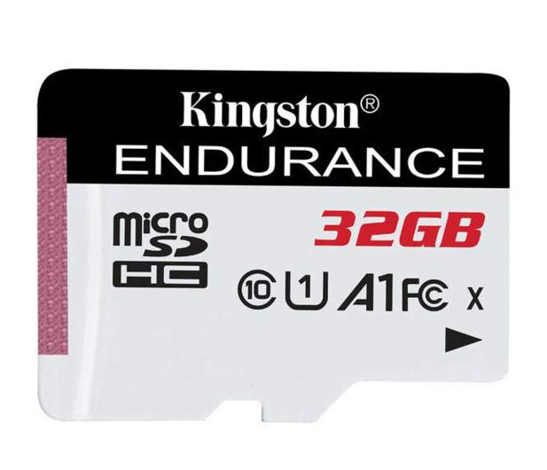 Kingston 32GB High Endurance 95/30 MB/s (odczyt/zapis) - 489769 - zdjęcie