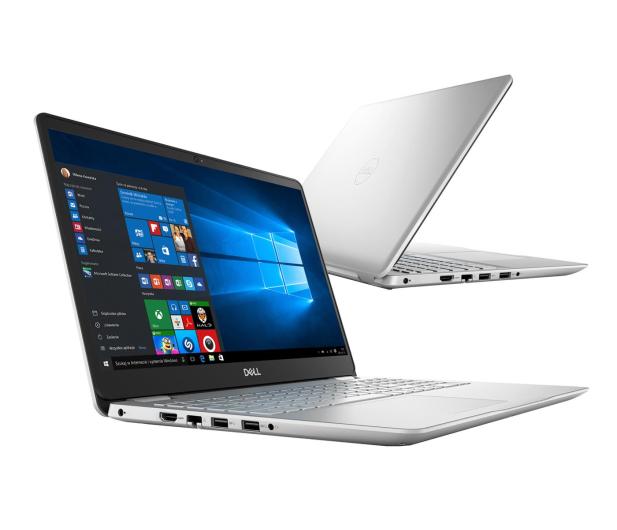Dell Inspiron 5584 i3-8145U/8GB/240+1TB/Win10 Srebrny - 489482 - zdjęcie