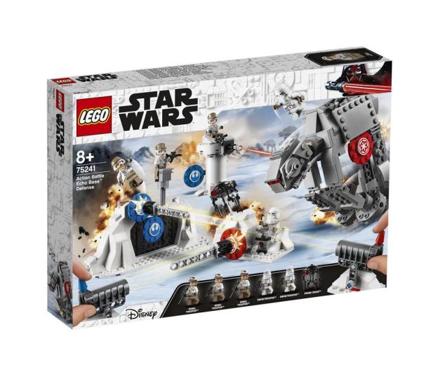 LEGO Star Wars Obrona Bazy Echo - 490072 - zdjęcie