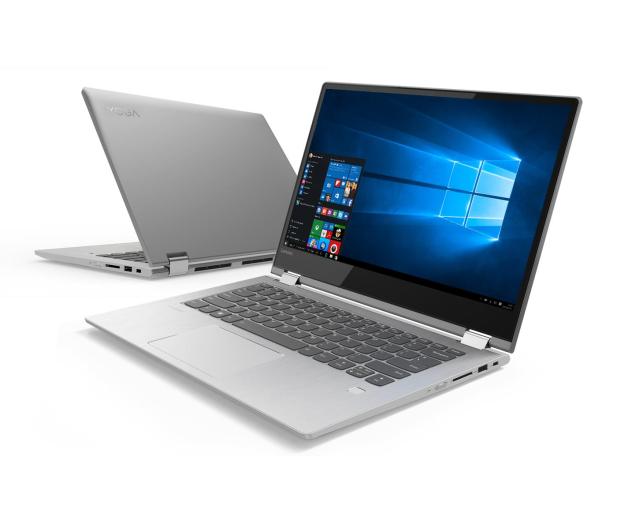 Lenovo YOGA 530-14 i5-8250U/16GB/256/Win10 Szary - 488828 - zdjęcie