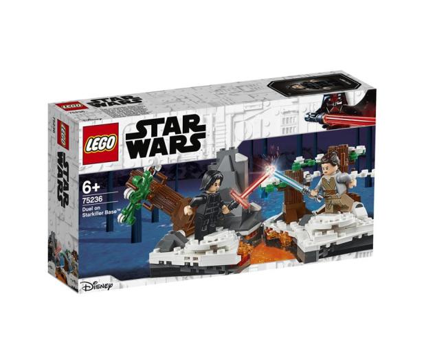 LEGO Star Wars Pojedynek w bazie Starkiller - 490079 - zdjęcie
