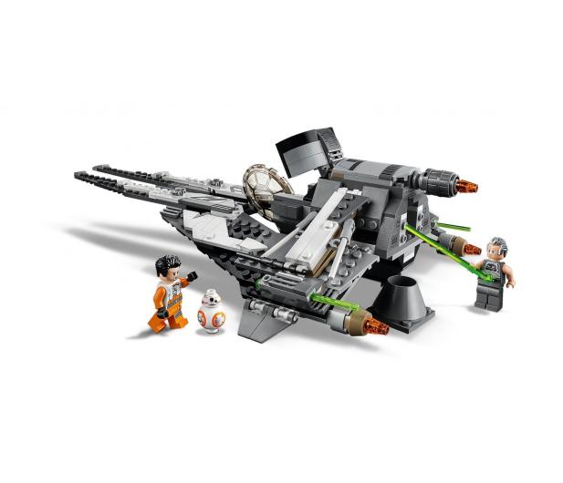 LEGO Star Wars TIE Interceptor Czarny As - 490083 - zdjęcie 3