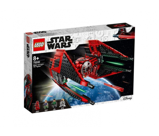 LEGO Star Wars Myśliwiec TIE Majora Vonrega - 490091 - zdjęcie