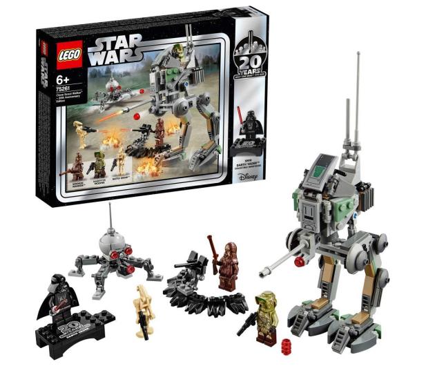 LEGO Star Wars Maszyna kroczaca klonów  - 490093 - zdjęcie 3