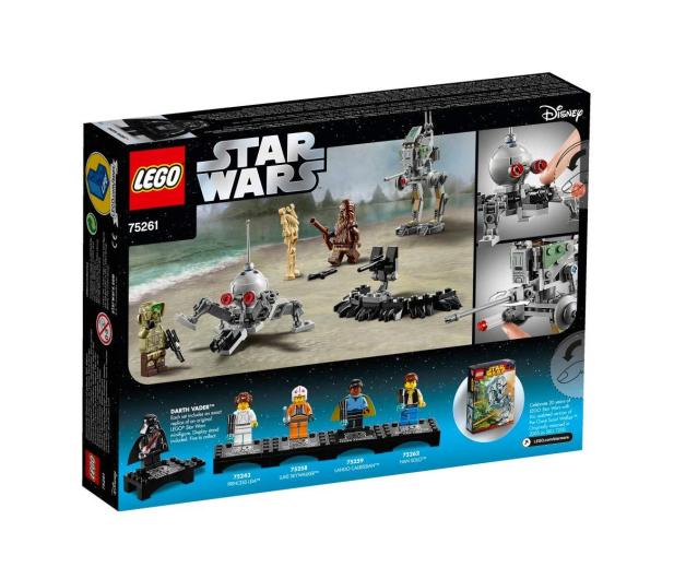 LEGO Star Wars Maszyna kroczaca klonów  - 490093 - zdjęcie 7