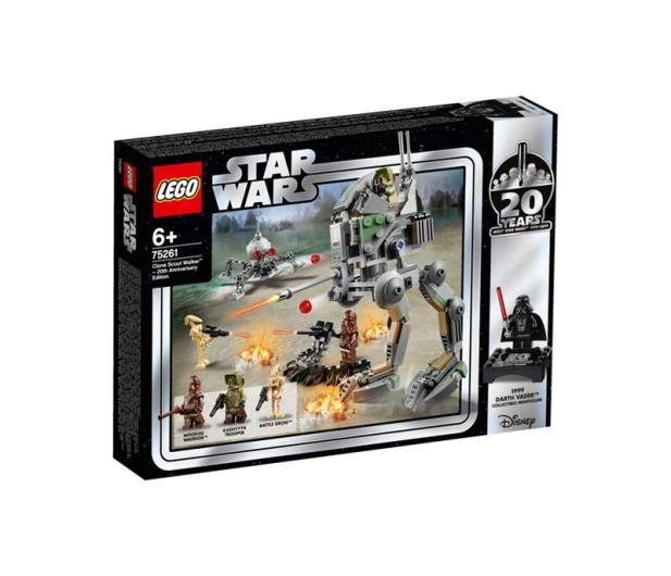 LEGO Star Wars Maszyna kroczaca klonów  - 490093 - zdjęcie