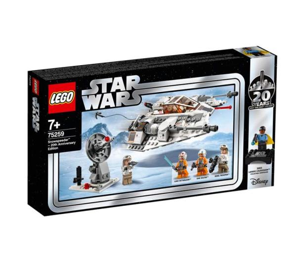 LEGO Star Wars Śmigacz śnieżny - edycja rocznicowa  - 490096 - zdjęcie
