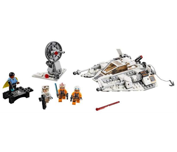 LEGO Star Wars Śmigacz śnieżny - edycja rocznicowa  - 490096 - zdjęcie 2