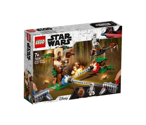 LEGO Star Wars Bitwa na Endorze - 490098 - zdjęcie