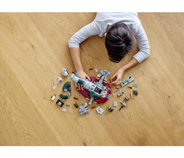 LEGO Star Wars Slave I - edycja rocznicowa  - 490117 - zdjęcie 4