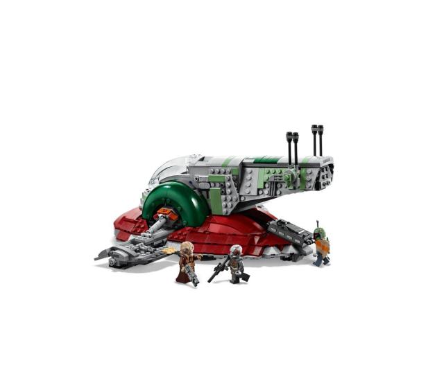 LEGO Star Wars Slave I - edycja rocznicowa  - 490117 - zdjęcie 7