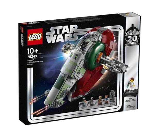 LEGO Star Wars Slave I - edycja rocznicowa  - 490117 - zdjęcie