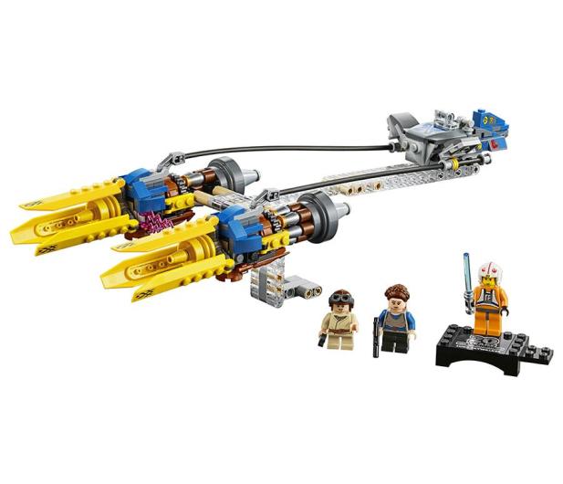 LEGO  Star Wars Ścigacz Anakina - edycja rocznicowa  - 490118 - zdjęcie 2