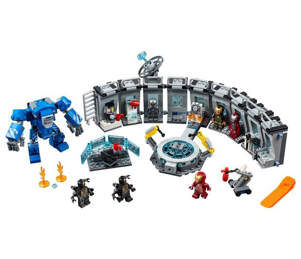 LEGO Marvel Super Heroes Zbroje Iron Mana - 490114 - zdjęcie 2