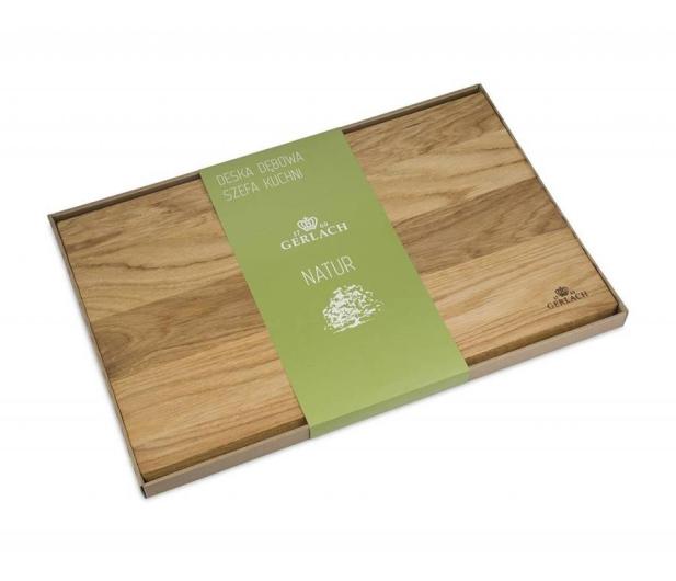 Gerlach Natur NK 320 Deska z drewna dębowego 45x30cm - 490038 - zdjęcie