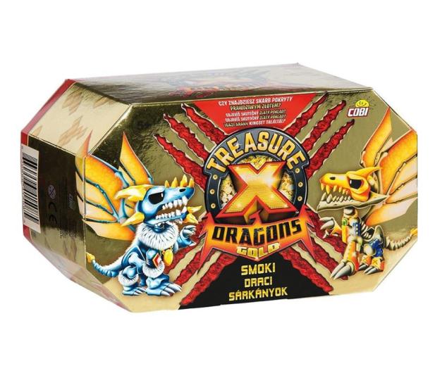 Cobi TreasureX Zestaw Pojedynczy Dragons - 490299 - zdjęcie