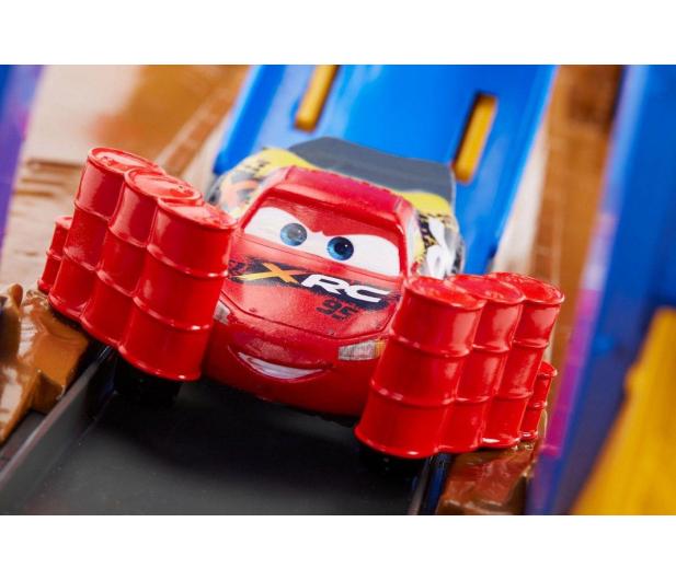 Mattel Cars XRS Wyzwanie Szalone Kraksy - 490104 - zdjęcie 3
