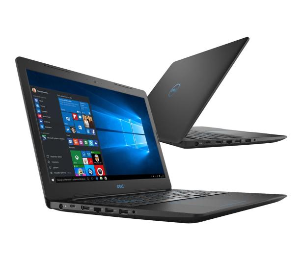 Dell Inspiron G3 i7-8750H/32GB/256+1000/Win10 GTX1060  - 485129 - zdjęcie