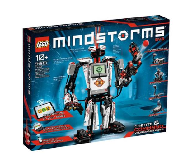 LEGO MINDSTORMS EV3 - 158397 - zdjęcie