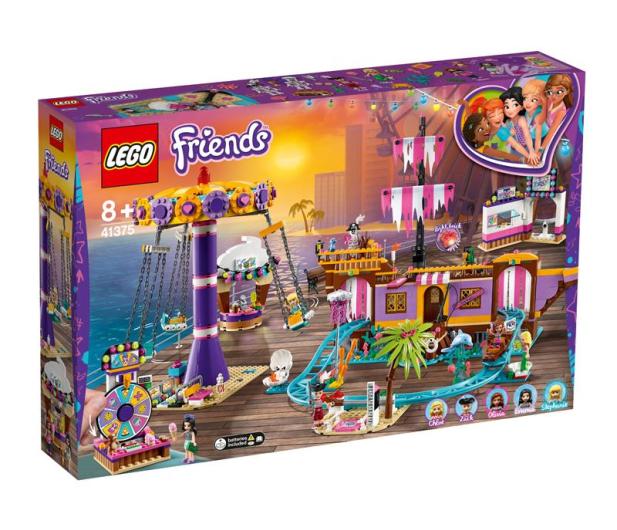 LEGO Friends Piracka przygoda w Heartlake - 496130 - zdjęcie