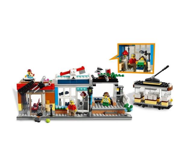 LEGO Creator Sklep zoologiczny i kawiarenka - 496107 - zdjęcie 4