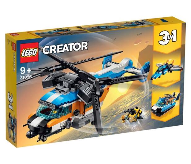 LEGO Creator Śmigłowiec dwuwirnikowy - 496105 - zdjęcie