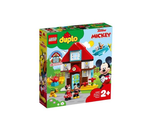 LEGO DUPLO Domek wakacyjny Mikiego - 496088 - zdjęcie