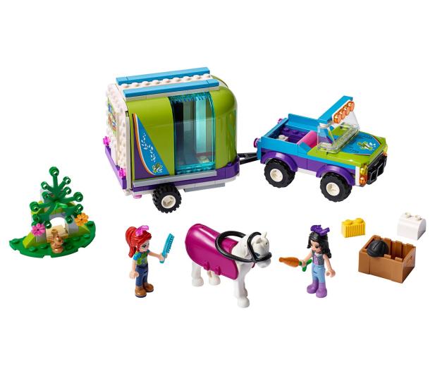 LEGO Friends Przyczepa dla konia Mii - 496123 - zdjęcie 2
