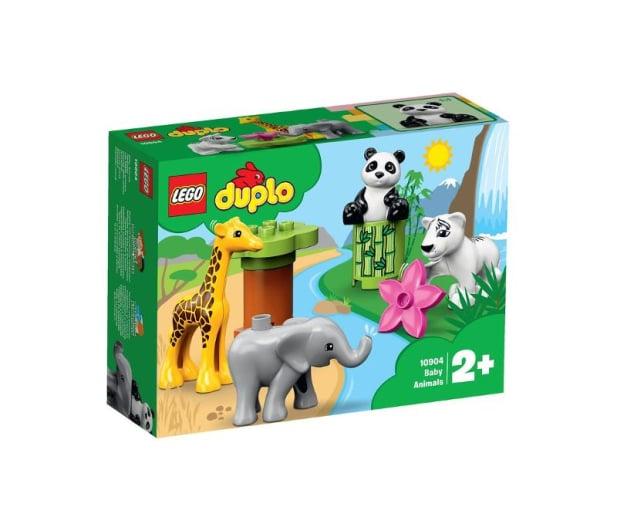 LEGO DUPLO Małe Zwierzątka - 496093 - zdjęcie