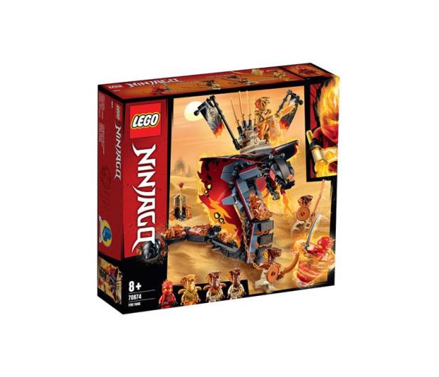 LEGO Ninjago Ognisty kieł - 496198 - zdjęcie