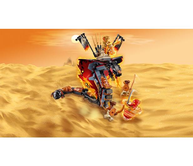 LEGO Ninjago Ognisty kieł - 496198 - zdjęcie 3