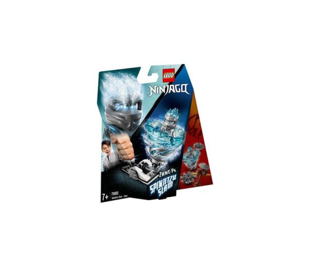 LEGO Ninjago Potęga Spinjitzu — Zane - 496218 - zdjęcie