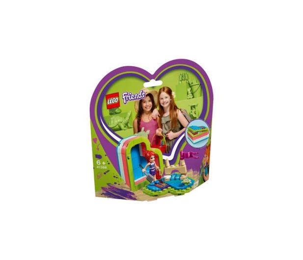 LEGO  Friends Pudełko przyjaźni Mii - 496162 - zdjęcie