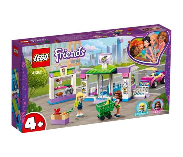 LEGO Friends Supermarket w Heartlake - 496121 - zdjęcie